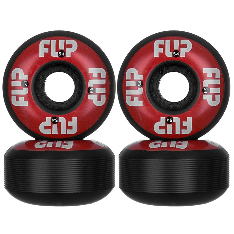 Roda Flip Skateboards Odyssey Preta 52mm
