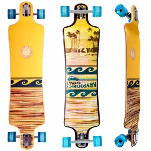 LONGBOARD Kryptonics DROP DOWN GROOVIN