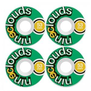 Rodas Nineclouds 53 mm