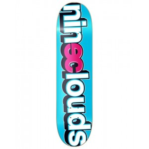 SHAPE NINECLOUDS CANDY BLUE 8.0