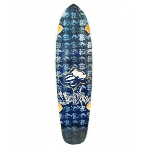 SHAPE Longboard BLACK SHEEP Slalom Cod.01