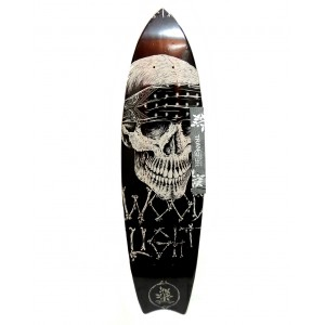 Shape CRUISER FISH WOOD LIGHT BACK TO BONES - GANG