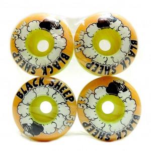 Roda Black Sheep Color 2 - Limão/Amarelo 53mm
