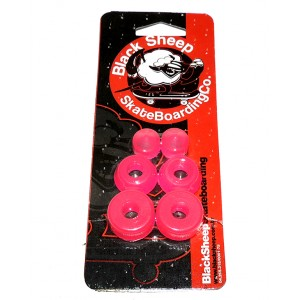 Kit Amortecedor skate Black Sheep Rosa
