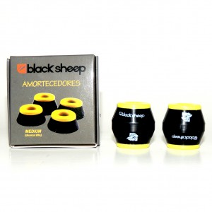 Amortecedor Black Sheep Cônico 90A Importado