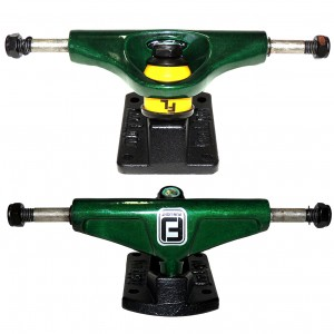 TRUCK Fun Light Verde base Preta 109mm