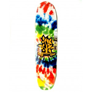 SHAPE LONGBOARD WOODLIGHT FREE RIDE TIE DYE
