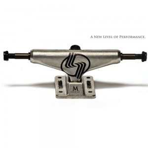 Truck Silver M-HOLLOW RAW 149mm