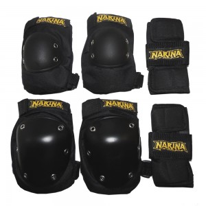 Kit de Proteção para Skate NARINA - INFANTIL *Lançamento