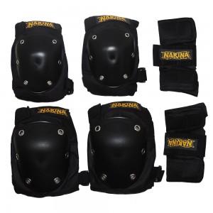 Kit de Proteção para Skate NARINA - JUVENIL