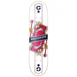 SHAPE NINECLOUDS PROMODEL GIAN NACCARATO CARDS 8.5