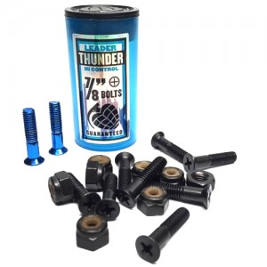 "PARAFUSO DE BASE THUNDER BOLTS PHILIPS 7/8"" porca 10"