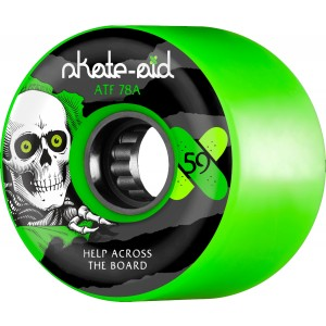 Roda Powell Peralta ATF Skate Aid 59mm