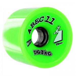 Roda longboard ABEC 11 ZIGZAG Reflex 70mm